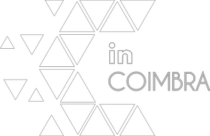 logo in Coimbra b&w